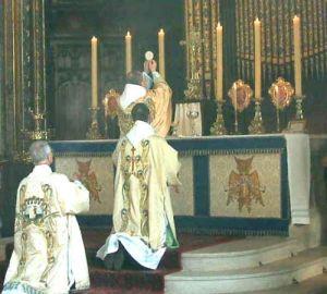 Priesters en het celibaat