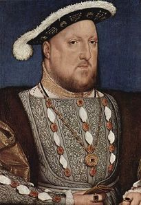 De schismatische Koning van Engeland