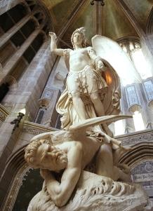 St. Michiel en de duivel