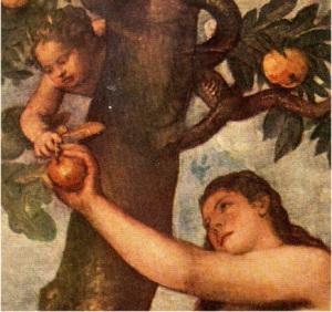 Eva en de erfzonde
