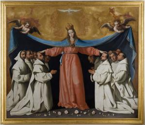Maria Patrones van de Karthuizers