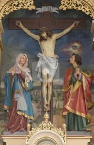 Onze-Lieve-Vrouw en St. Johannes aan het kruis