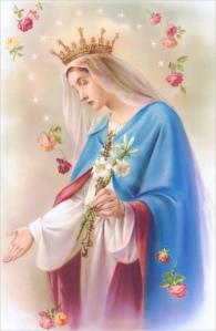 De Maagd Maria, Koningin des Hemels