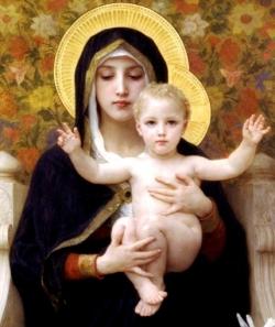 De Heilige Moeder Gods
