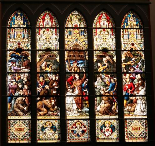 De Martelaren van Gorcum, martelaren voor de Katholieke Kerk
