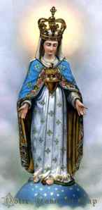Maria, vrij van zonde