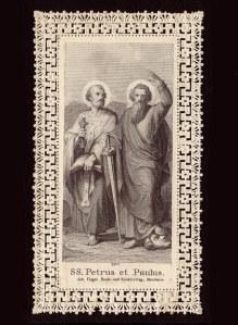 St. Petus en St. Paulus
