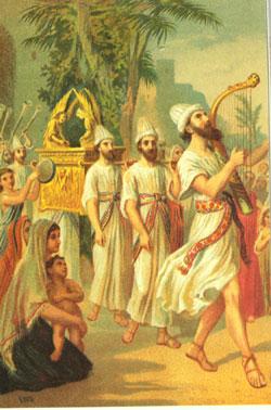 Oude Testament en de Tempel van Jeruzalem