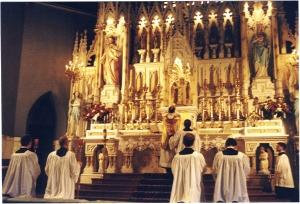 Traditionele Rooms-Katholieke kerk te Duitsland