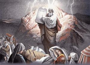 Exodus en de Tien Geboden