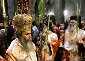 De orthodoxe kerken