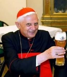 Kardinaal Ratzinger