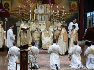 Wijding van priesters