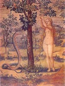 Eva en de slang