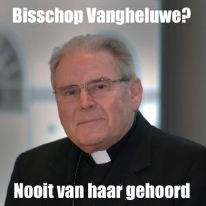 News: Mgr. Roger Vangheluwe